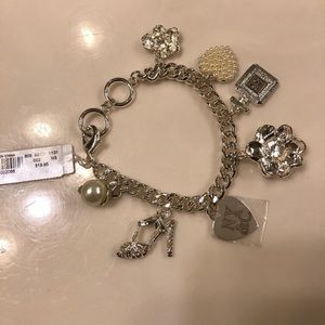 New York and Company Charm Bracelet
